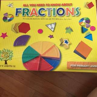 All you need to know about fractions