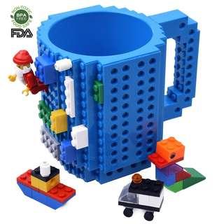Gelas MUG unik LEGO (Brick) -Food Grade-