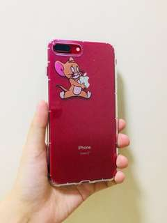 iPhone 7/8 plus case Tom and Jerry手機殻