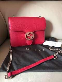 Gucci handbag 風琴袋