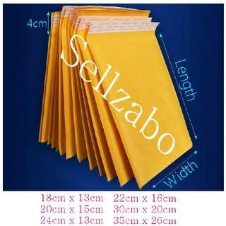 Protect Bubbles Envelopes