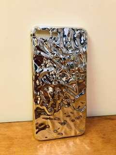 iPhone 7/8 plus Case(銀色)手機殼