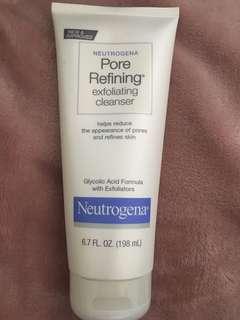 Neutrogena Pore Cleanser