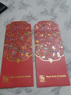 Red Packets - Royal Bank of Canada