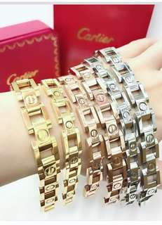 Luxury Jewelries : CARTIER BRACELET