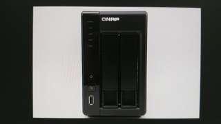 Qnap TS 219p II (2bay)