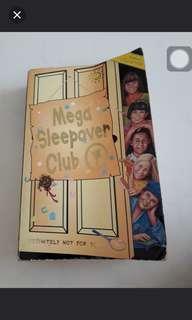 #blessing Mega Sleepover Club 7
