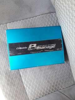 E manage Blue