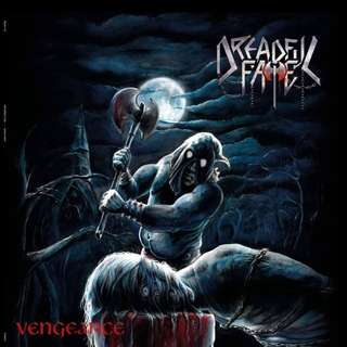 Dreadful Fate - Vengeance CD & Tape