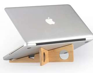 Laptop/Ipad/Mobile phone stand