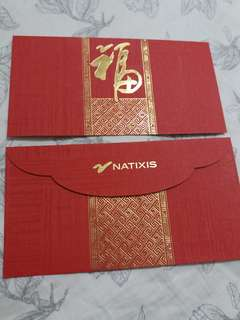 Red Packets - Natixis