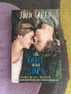 The Fault in Our Stars (Special Movie Cover)