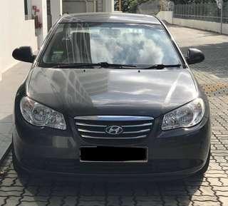 Hyundai Avante (Happy Grabber)