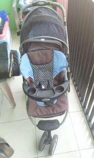 Dijual Stroller Baby Does Murah Meriah
