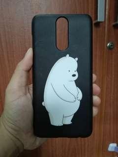 We Bare Bears 3D Ice Bear Case for Huawei Nova 2i