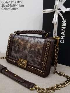 Chanel Leboy Snake Skin (Gred Super A)