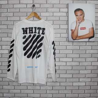 OFF WHITE LONGSLEEVE