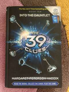 The 39 Clues: Into the Gauntlet