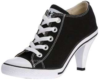 Converse Inspired Heels For Her Wedge Footwear Sandals