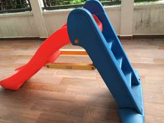 Little Tikes plastic slide