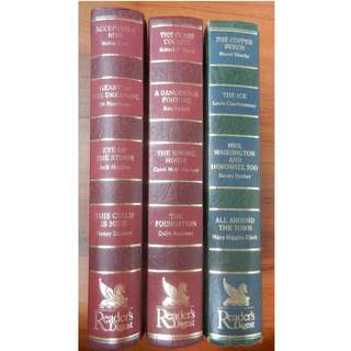 Reader's Digest Volumes