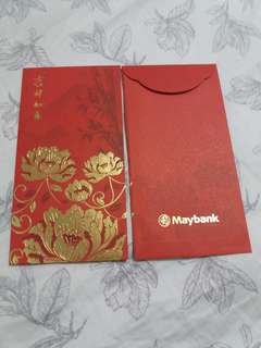 Red Packets - Maybank
