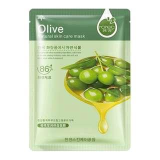 Masker olive