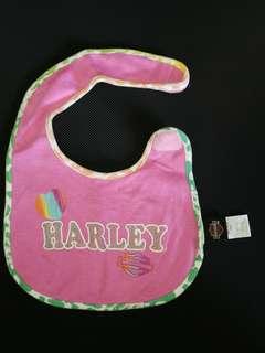 Harley Davidson Baby Bib