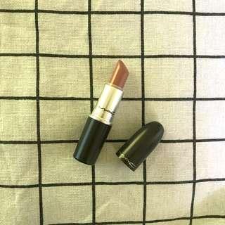 MAC matte lipstick in velvet teddy 💕