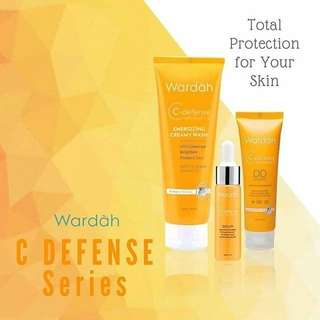 Wardah C Defense Series