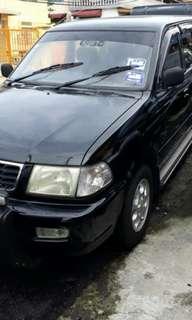 Toyota Unser 2001 (Black)
