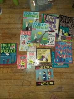 Dilbert comic collection