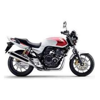 Honda CB400 EURO 4 SPEC