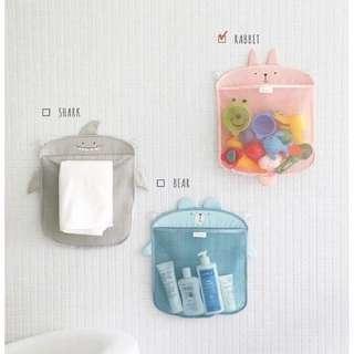 Kantong Organizer untuk perlengkapan mandi/mainan anak