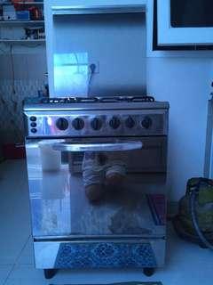 Standing stove