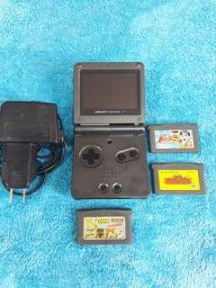 Gameboy Advance SP (Backlit Model)