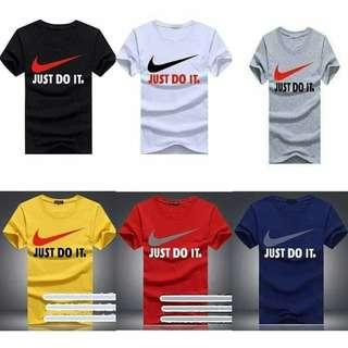 Silk Screen Nike Print