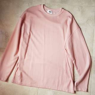 Pink Sweater / Pullover