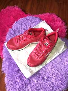 Pink ERM running shoes