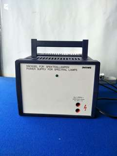 Phywe power supply for spectral Lamps @$60 Each