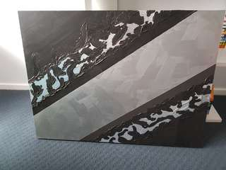 Hand Painted Canvas