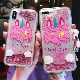流沙 iPhone Case X/8/8plus/7/7plus/6/6plus