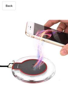 173• Qi iPhone Wireless Charging Kit Cloele Wireless Charger Pad with 1000Mah iPhone Qi Receiver Especially for iPhone X iPhone 8/plus iPhones 7/iPhone 7plus/6s Plus/6s/6 Plus/6/5c/5s/5