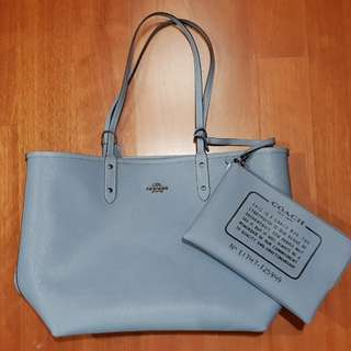 Coach Reversible Tote Bag Limited Edition