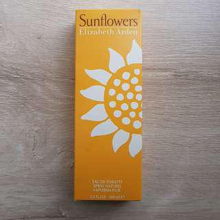 Elizabeth Arden SUNFLOWERS 100ml Eau de Toilette
