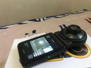 🚚 CASIO FR100運動相機
