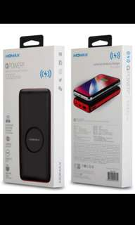 Momax原裝充電器(可無線充)