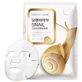 Masker snail
