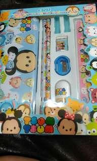 Tsum Tsum 學生文具套裝