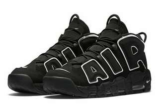 🚚 Nike Air More Uptempo Pippen 大AIR 經典黑…